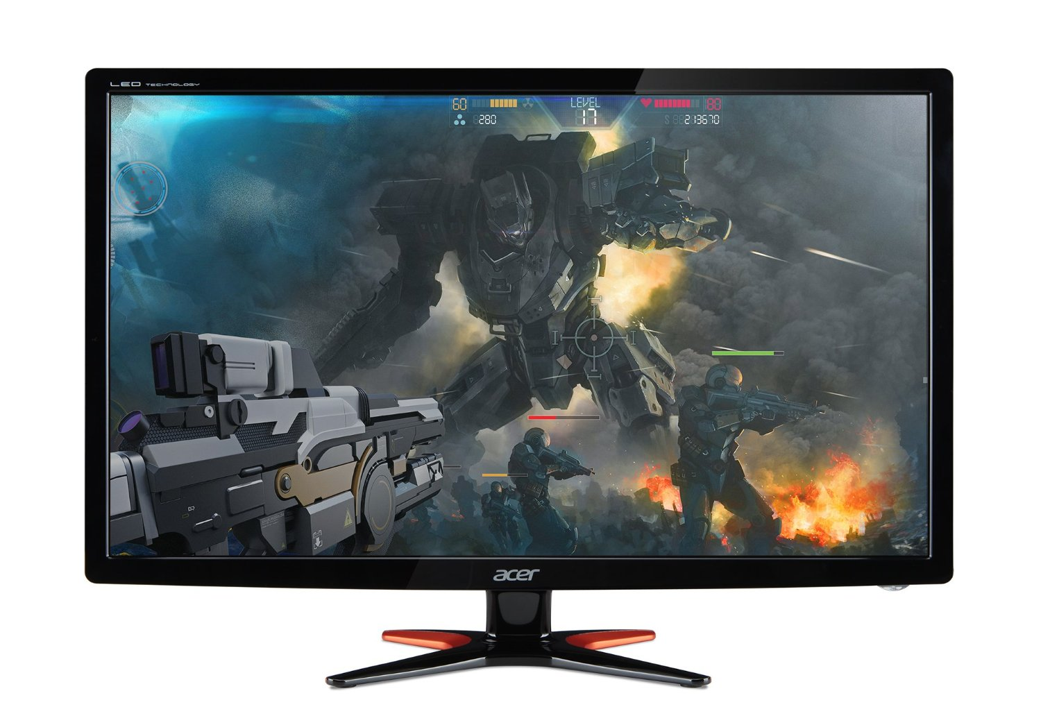 Acer GN246HL Review: 144Hz Budget Gaming Monitor