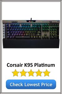 Corsair K95 Platinum Gaming Keyboard