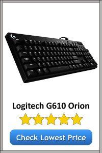 Logitech G610 Orion Gaming Keyboard