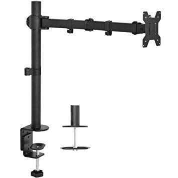 VIVO Single LCD Monitor Desk Mount Stand